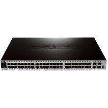 D-LINK xStack 48-port 10/100/1000 Layer 2+...