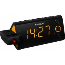 Raadio Sencor SRC 330OR Radioclock,time...