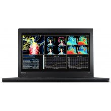 Sülearvuti LENOVO ThinkPad P50s 20FKA00DPB...