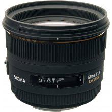 Sigma Objektiiv 50/1,4 EX DG HSM Canon
