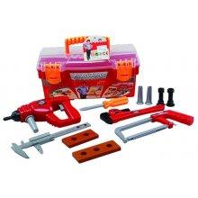 Brimarex Tool box ja drill aku