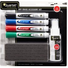 Nobo Quartet Whiteboard Starter Kit