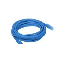 A-LAN Patchcord UTP cat 5e 0.5m, blue