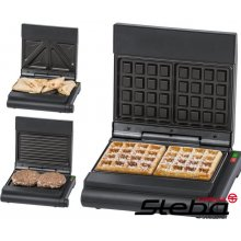 Steba SG 55 Multi-Snack-Maker SG 55 3in1