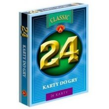 Alexander Karty do Gry 24