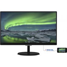 "Monitor Philips LED IPS 21.5"" 227E7QDSB/00..."