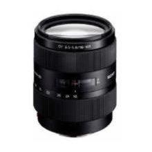 Sony SAL-16105, 24 - 157.5, Black, 0.23
