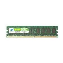 Mälu Corsair DDR2 2GB PC 667 CL5 Value...