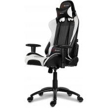 Arozzi Gaming стул Verona чёрный / белый