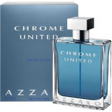 Azzaro Chrome United, EDT 50ml, tualettvesi...