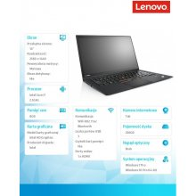 Ноутбук LENOVO ThinkPad X1 Carbon 4...
