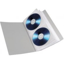 Diskid Hama CD-/DVD-ROM File 48, hõbedane
