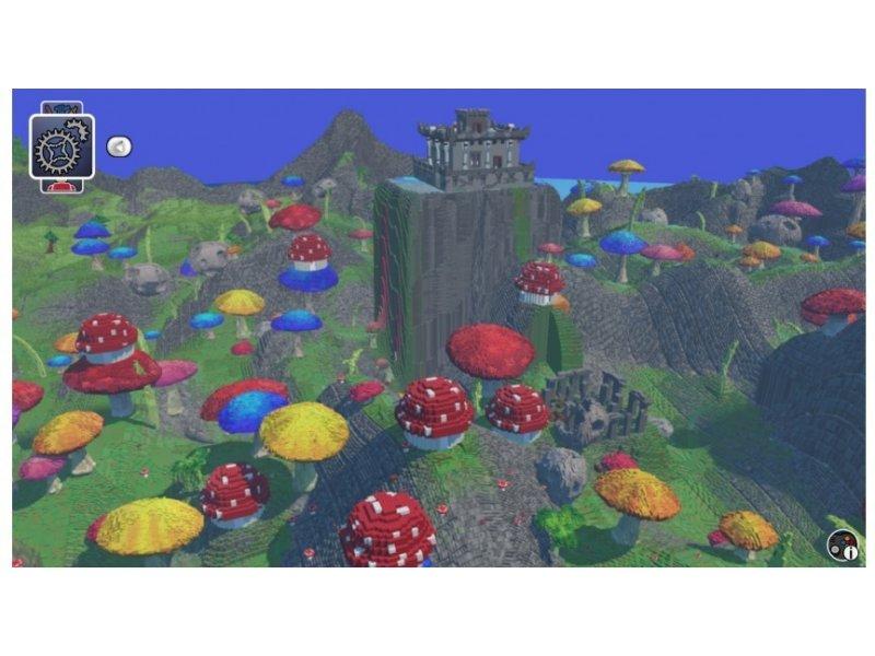 Cenega Gra Pc Lego Worlds 5908305216926 Oxee