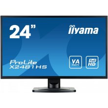 Монитор IIYAMA X2481HS-B1 23.6inch, IPS...