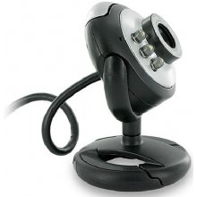 Веб-камера 4World Webcam 2.0MP USB 2.0 с LED...