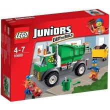 LEGO Juniors Śmieciarka