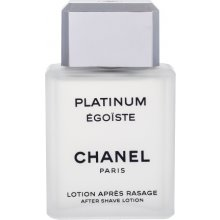 Chanel Platinum Egoiste Pour Homme 100ml - Aftershave Water for Men ... f5bcdc702b41