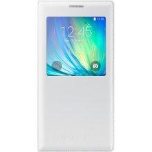 Samsung EF-CA700BC S-View чехол белый für...
