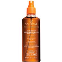 Collistar Supertanning Dry Oil SPF 6...
