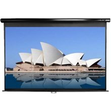 Elite Screens Manual Series M99UWS1 Diagonal...