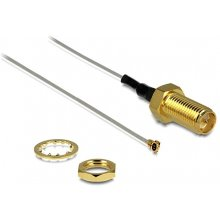 Delock HF Kabel I-PEX -> RP-SMA St/Bu 0.20m
