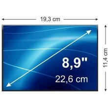 "Whitenergy LCD Screen LED 8.9"", 1024x600..."