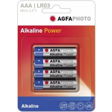 AGFAPHOTO 1x4 Micro AAA LR 03