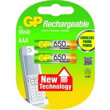 GP Batteries AAA NiMH rechargeable...