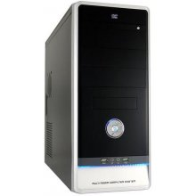 Корпус LC-Power 7021B Miditower чёрный inkl...