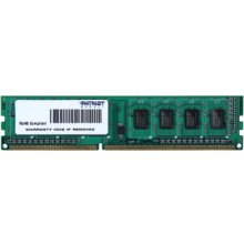 Mälu PATRIOT DDR3 4GB Signature 1600MHz CL11...
