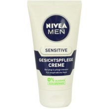 NIVEA Men Sensitive Face Cream, Cosmetic...