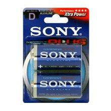 Sony Stamina Plus Alkaline D/LR20 1.5V
