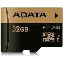 Флешка ADATA память card SDXC UHS-I U3 32GB...