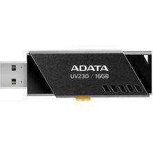 Mälukaart ADATA UV230 16 GB, USB 2.0, must