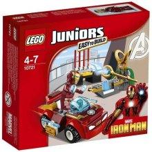 LEGO JUNIORS triikraud Man vs Loki