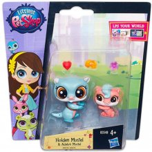 HASBRO LPS pet accessories Holden & Adalyn...