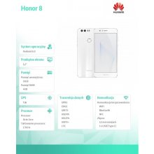 Mobiiltelefon HUAWEI HONOR 8 Dual SIM LTE...