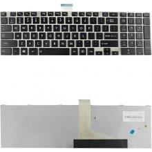 Qoltec Notebook клавиатура для Toshiba L850...