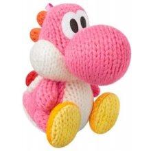 NINTENDO amiibo Woll-Yoshi Figur Pink für...