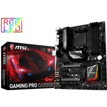 Emaplaat MSI 970A GAMING PRO CARBON...