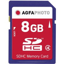 Флешка AGFAPHOTO SDHC card 8GB