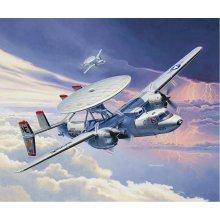 Revell E-2C HAWKEYE