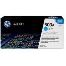 Tooner HP TONER helesinine /LJ3800 6K/Q7581A...