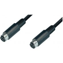 LogiLink видео кабель 2xS-видео 5m