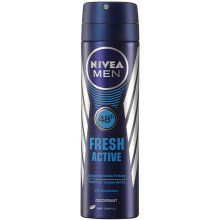 NIVEA Men Fresh Active 48h 150ml - Deodorant...