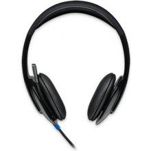 LOGITECH H540 kõrvaklapid must