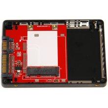 StarTech.com SAT2MSAT25, 2.5, hõbedane, 0 -...