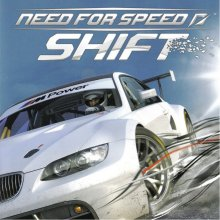 Игра GAME PSP NFS: Shift