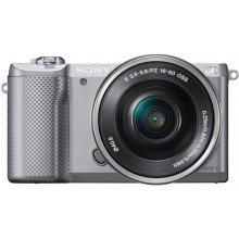 Sony Alpha A5000 + 16 - 50 серебристый