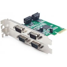 Gembird PCI Express card > 4x serial